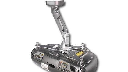 Soporte universal para proyectores extensin 30cm - Soportes para proyectores ...